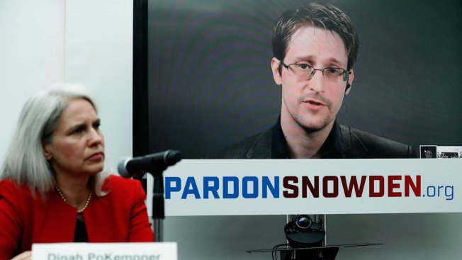 Snowden on New Push for Pardon: 'This Is About Us'