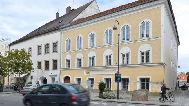 Austrian Government to Demolish House of Hitler's Birth