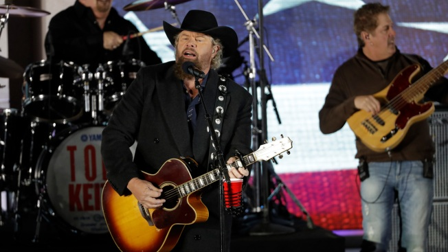 Toby Keith to Perform at Men-Only Concert in Saudi Arabia During Trump's Visit