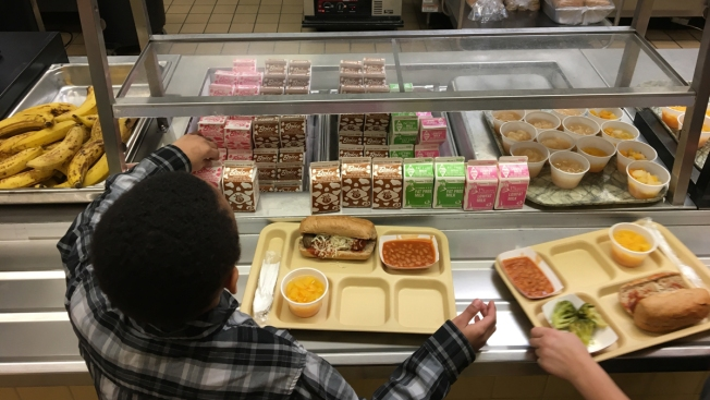 Trump Administration Turns Back Obama School Lunch Rules