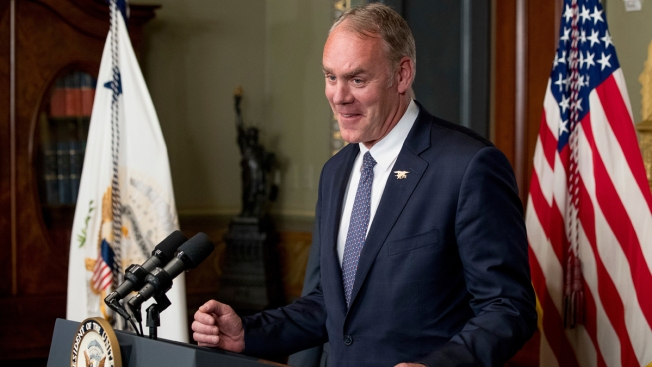 New Interior Secretary Zinke Reverses Lead-Ammunition Ban