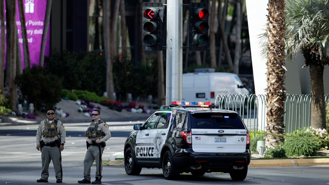 'No Apparent Reason' for Shooting on Vegas Strip Bus: Police