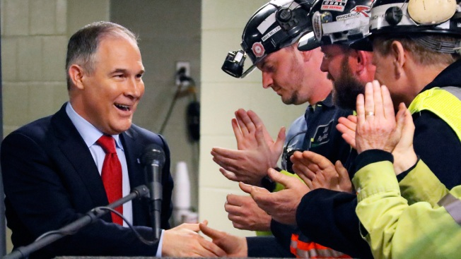 EPA Moves to Undo Tougher Pollution Limits on Coal Plants