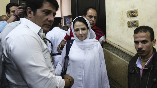Va. Woman Released From Egypt Prison After 3 Years