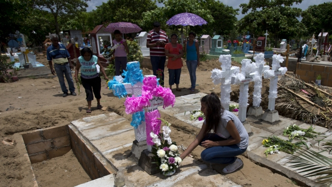 Family's Massacre Underlines Record Drug Violence in Mexico