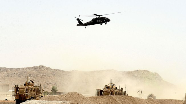 US Says 4 Wounded in Afghan Attack That Killed 2 US Troops