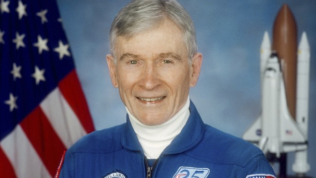 NASA: Legendary Astronaut, Moonwalker John Young Has Died