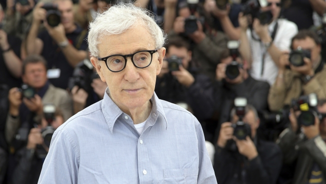 Woody Allen Sues Amazon for Ending Movie Deal