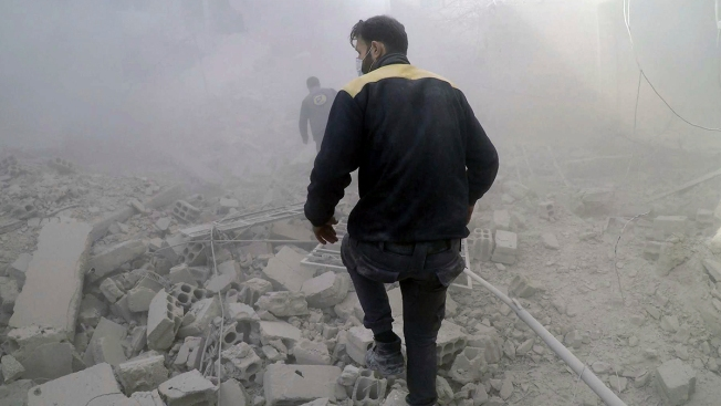 Syria Calls Rare US Strike an Effort 'to Support Terrorism'
