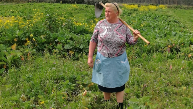 For Spanish Woman Who Looks Like Trump, Crops Worry More Than Social Media Fame