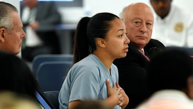 Cyntoia Brown, Woman Serving Life for Murder, Makes Case for Clemency