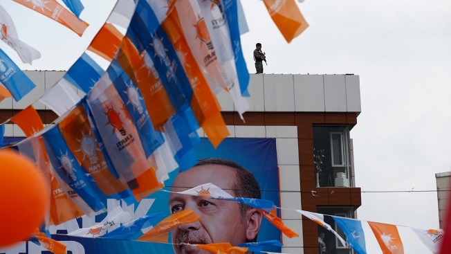Erdogan Clings to Power as Polls Tighten Ahead of Turkey's Snap Election