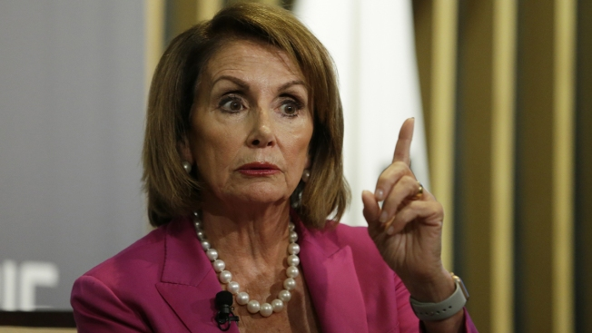 Defiant Pelosi Has No Plans to Step Down: 'I Can Take the Heat'