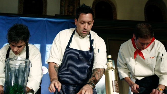 Celebrity DC Chef Accused of Harassment Files for Bankruptcy