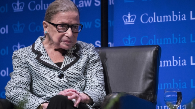 Justice Ginsburg Is Home From Hospital and 'Doing Well' After Fracturing 3 Ribs in Fall