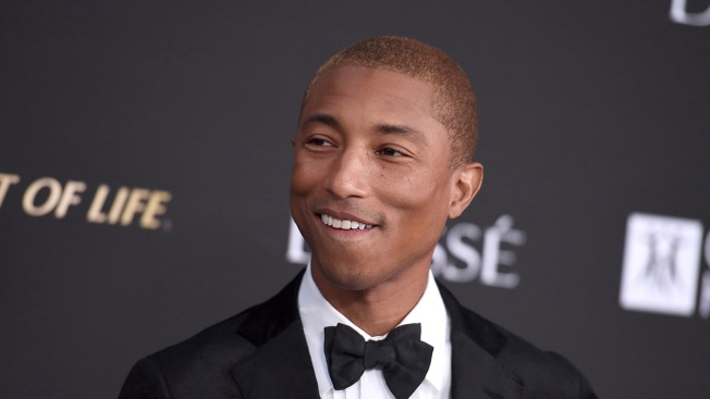 Pharrell Williams Sends Cease and Desist to Trump Over 'Happy'