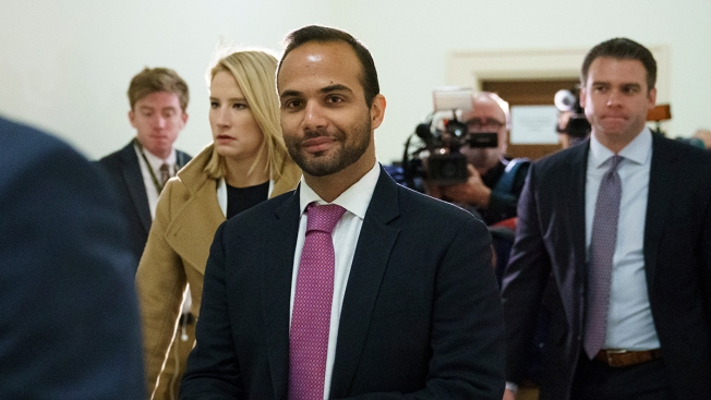 Papadopoulos Wants Immunity to Testify Before Senate