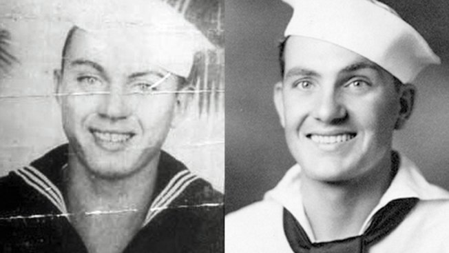 Pearl Harbor Sailors' Remains Return Home After 77 Years