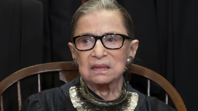 Justice Ruth Bader Ginsburg Discharged From Hospital After Cancer Surgery