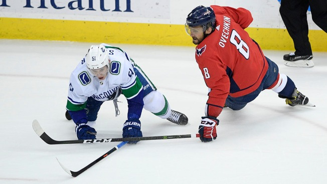 Ovechkin Passes Fedorov for Russian Scoring Record in NHL - NBC4 ... 020496b4f73
