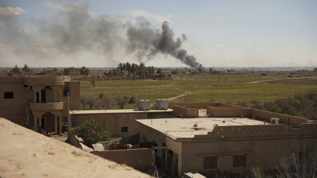 Angry and Defiant, ISIS Families Surrender in Syria