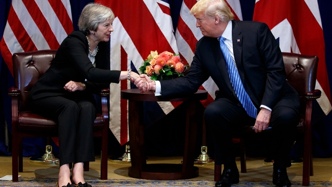 Trump: UK Should Be Ready to Leave EU Without a Deal