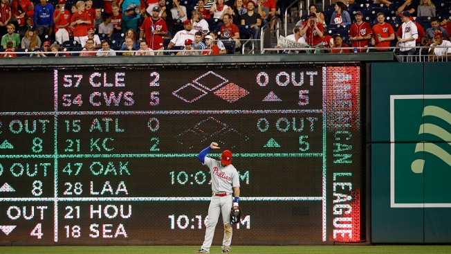 Bryce Harper Says Nationals Fans' Heckling Crossed the Line