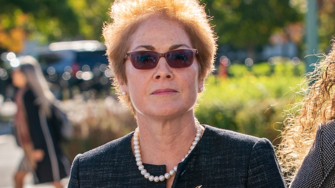 Former Envoy Defies Trump, Testifies He Pushed to Oust Her