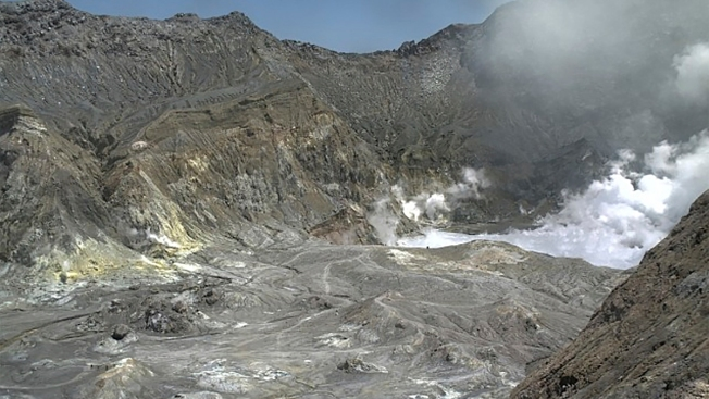 5 Dead, Many More Missing in New Zealand Volcano Eruption