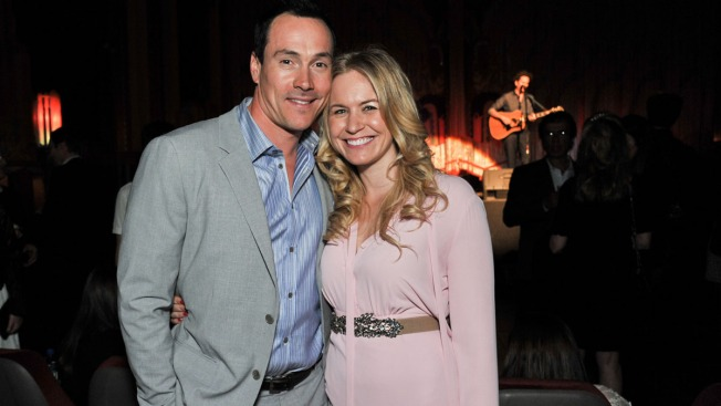 'American Pie' Star Chris Klein Marries Laina Rose Thyfault in Montana
