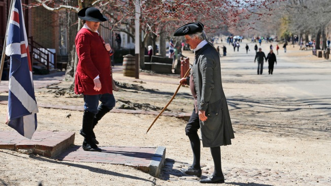 Colonial Williamsburg Opening New Attraction: Musket Range