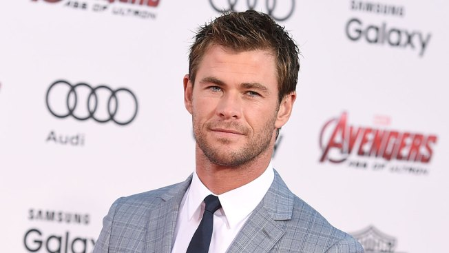 Chris Hemsworth Shares Photo of Dramatic Weight Loss for Movie