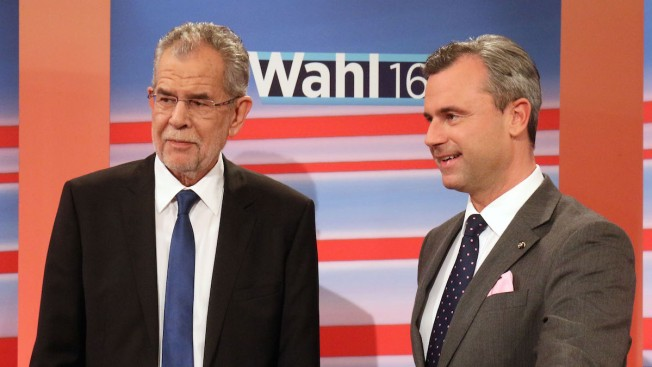 Photo Finish: Austria Presidential Election Heads to Run-Off