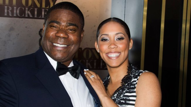 Tracy Morgan Says 'I Do' to Megan Wollover in Emotional Wedding Ceremony
