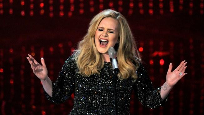 Adele Announces Release Date for New Album '25'