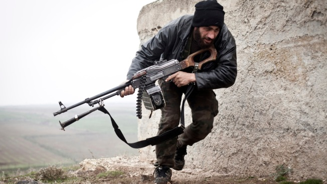 Pentagon Ending Program to Train, Equip Syria Rebels