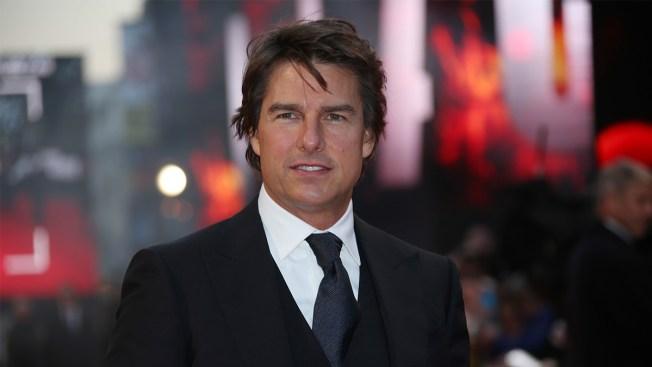 Top Gun 2 is 'definitely happening', says Tom Cruise