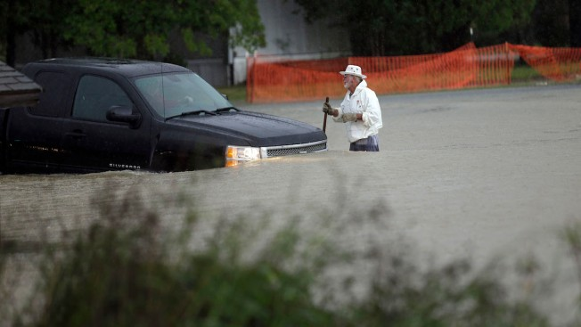 'Stay in Your House': Officials Warn Residents During Unprecedented '1,000-Year' Floods