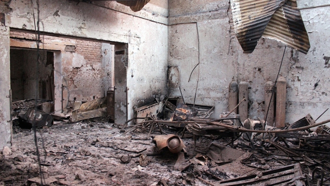MSF Hospital Attack Raises Concerns Over US Reliance of Afghan Intel