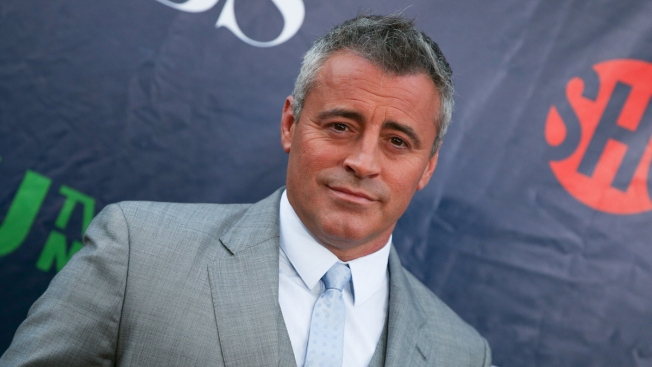 Matt LeBlanc Named as Host of British 'Top Gear'