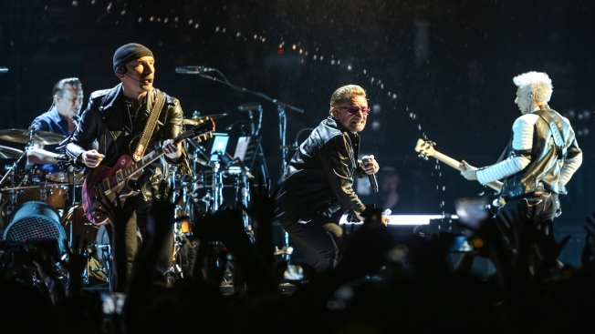 U2 Concert Canceled in Sweden Due to Security Breach