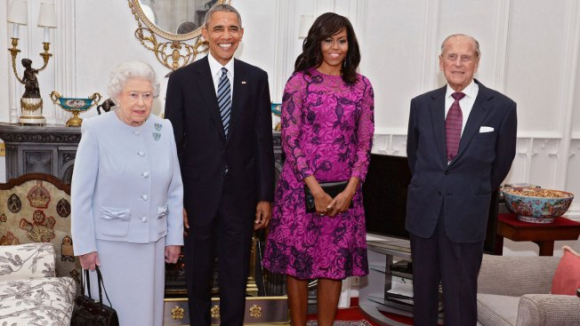 Face Time With Queen, Princes Complete Obama's Royal Holiday