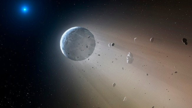 Asteroid Set to Whisk by Earth on Halloween
