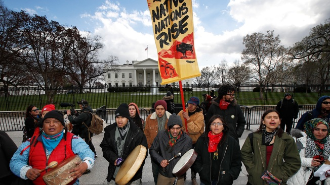 Appeals Court Refuses to Stop Oil in Dakota Access Pipeline