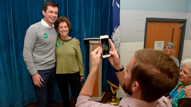 Buttigieg Gains With Crowds, TV Spots and Campaign Cash