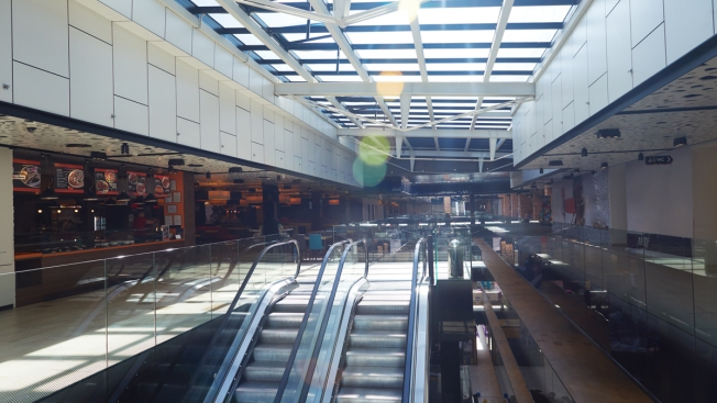 US Malls Haven't Been This Empty Since 2012