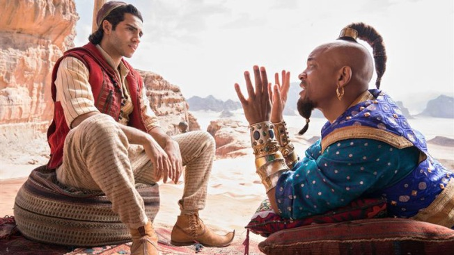 'Aladdin' Soars, but 'Booksmart' Barely Passes at Box Office