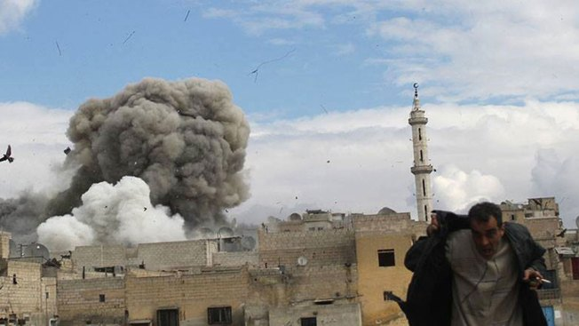 Russia Says Militants Used Chemical Weapons in Syria