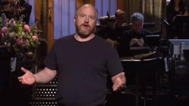 Louis C.K. Mocks Parkland Survivors