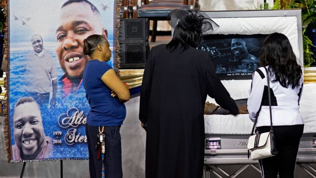 Judge Has Sealed Alton Sterling's Autopsy Report: Coroner